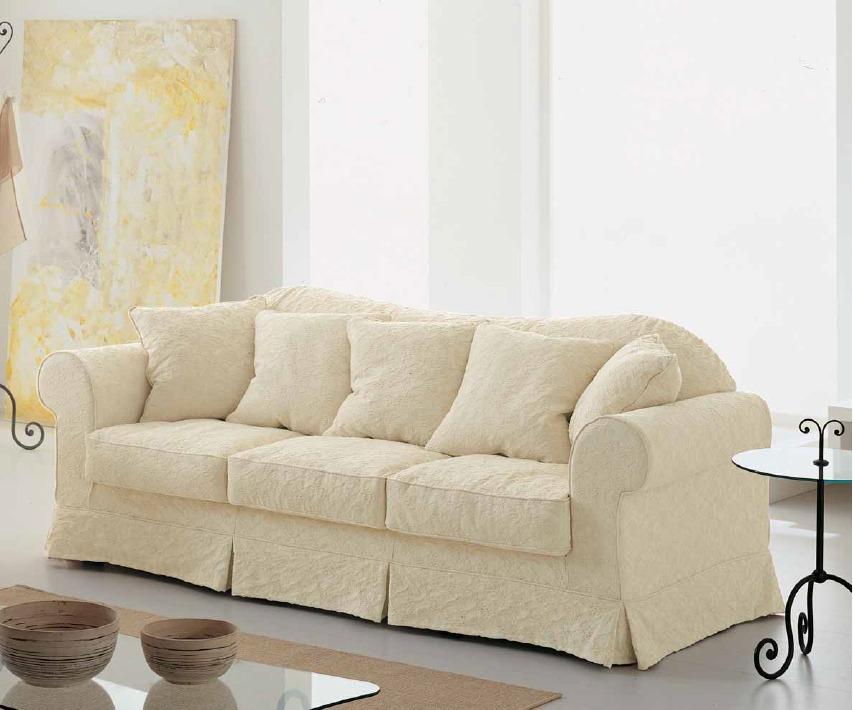 Divano letto shabby elegante interior for Divano letto shabby ikea